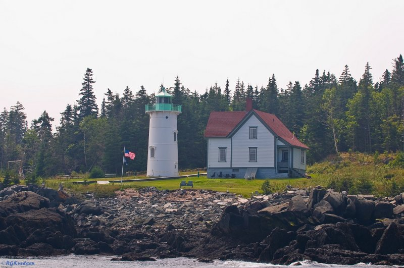 Cutler Maine - Little River Light