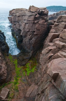 Acadia NP - Thunder Hole