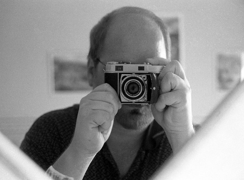 Self-Portrait @ F/2.8