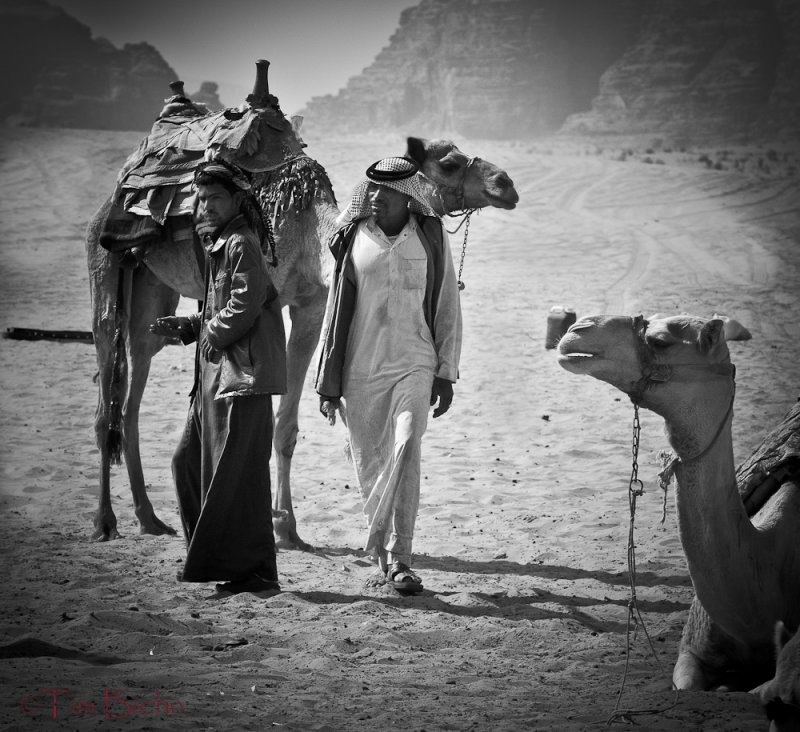 Bedouins of Wadi Rum