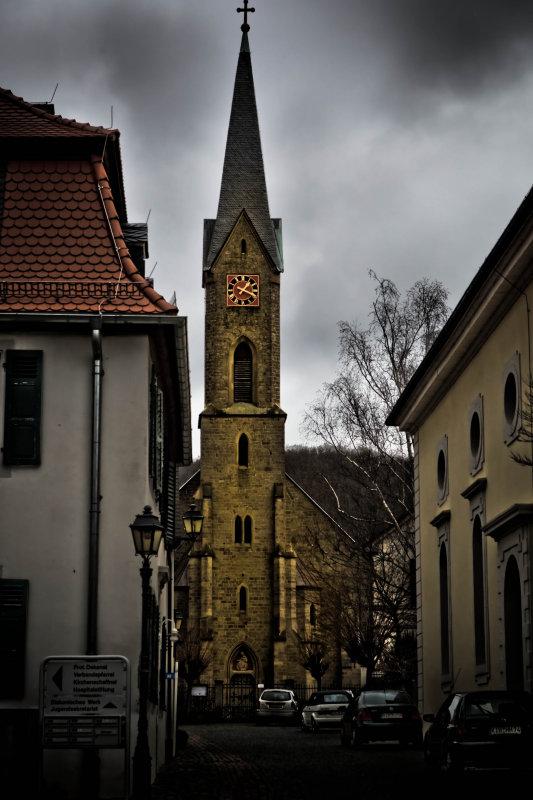 Obermoschel, Germany