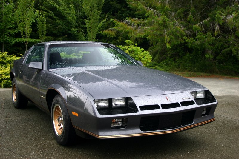 1984 Camaro Berlinetta For Sale Autos Post