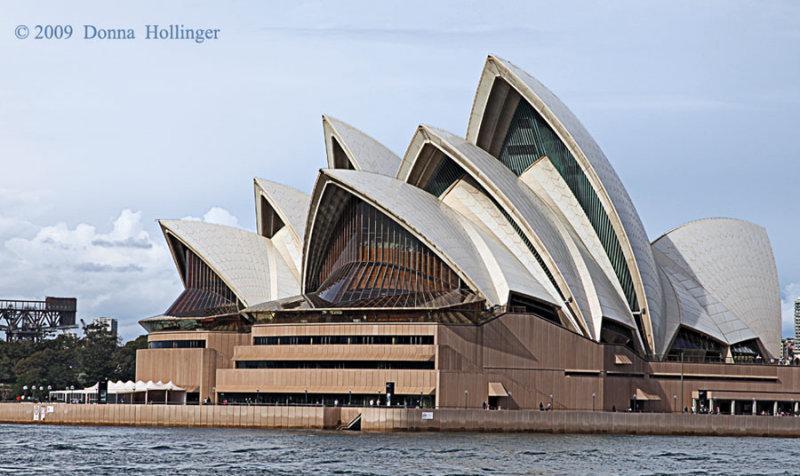 Sydney Harbor, Opera House