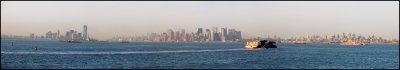 New York Panorama 2008