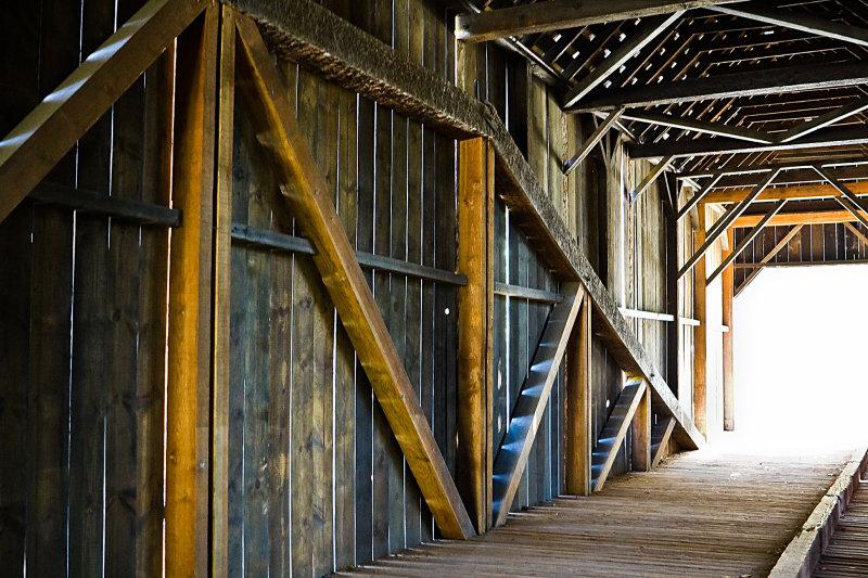 Covered Bridge - Wawona Pioneer Village