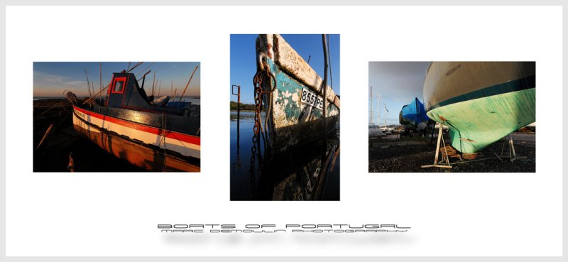 Boats of Portugal