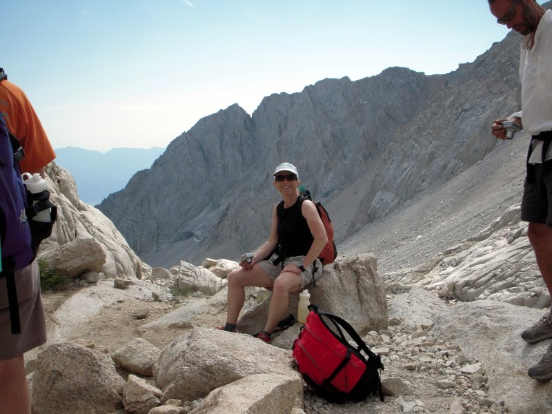Mary - now a Badwater veteran