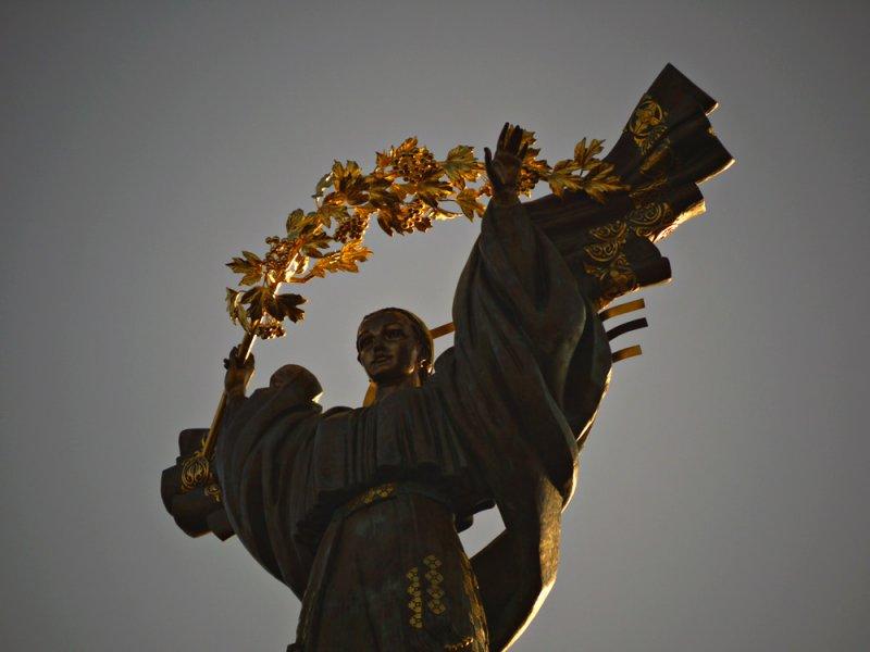 Archangel, Kiev, Ukraine, 2009