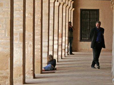 Trio, Kairouan, Tunisia, 2008