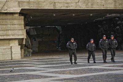 Guards, Kiev, Ukraine, 2009