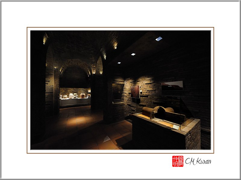 Lei Cheng Uk Han Tomb