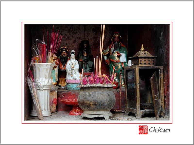 Shrine for Worship