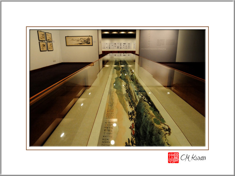 3 Metres Long Panoramic Ink and Wash Painting