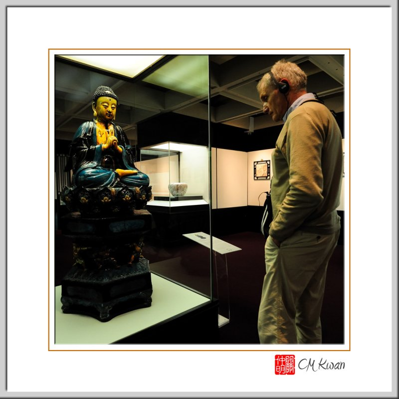 Chinese Buddharupa (Statue of the Buddha)