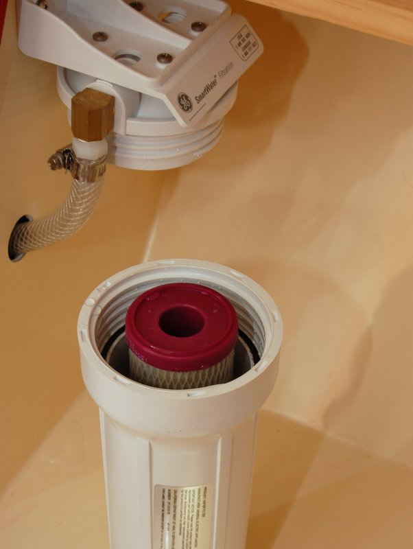 Remove Any Water Filters