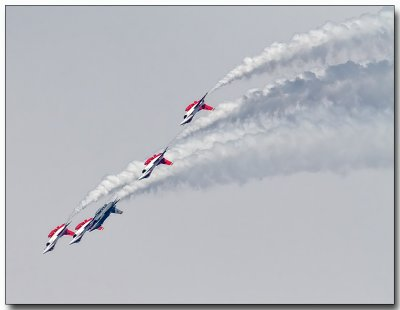 Singapore Air Force F-16s