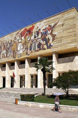 Tirana - National History Museum