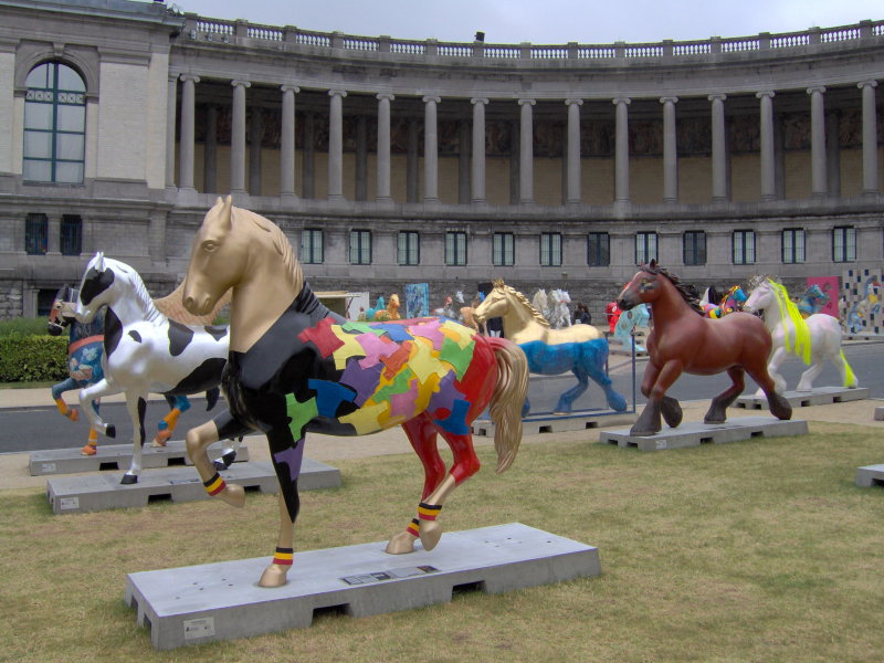 Horse Parade 2005 - Parc Cinquentenaire