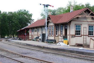 Platform Damage