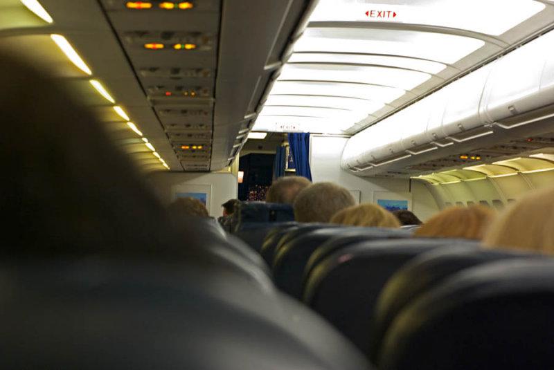 packed flight
