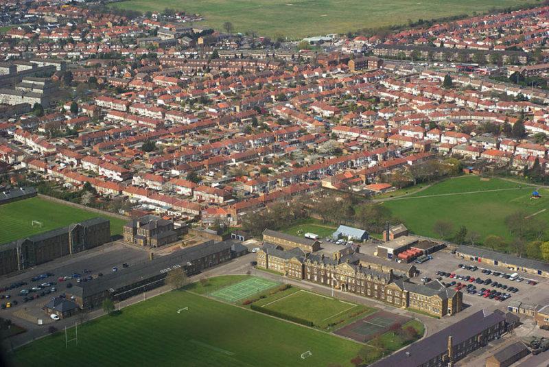 Cavalry Barracks, Hounslow