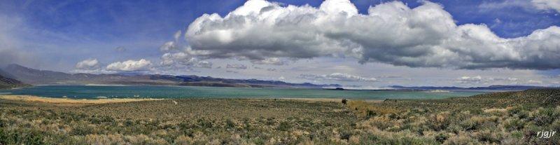 Mono Lake, Eastern Sierra Nevada, CA
