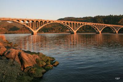 Patterson Bridge from Jots Landing