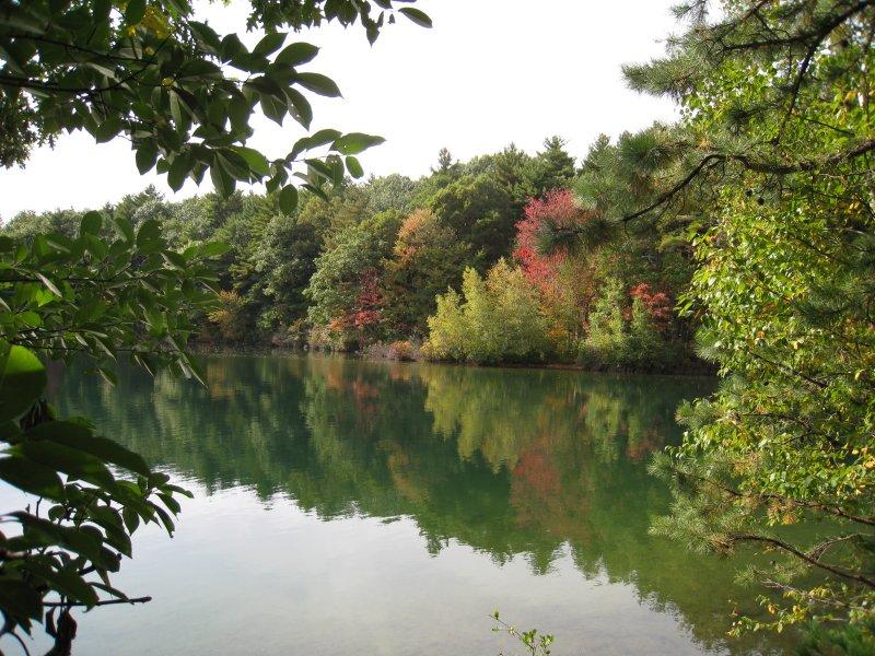 Walden Pond - Concord, Mass.