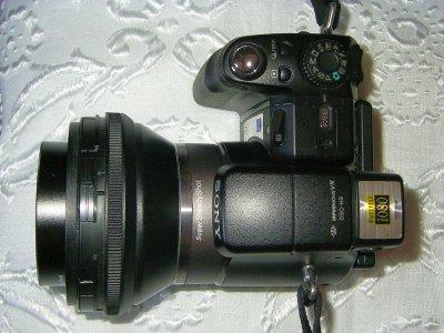Sony DSC-H9 Samples