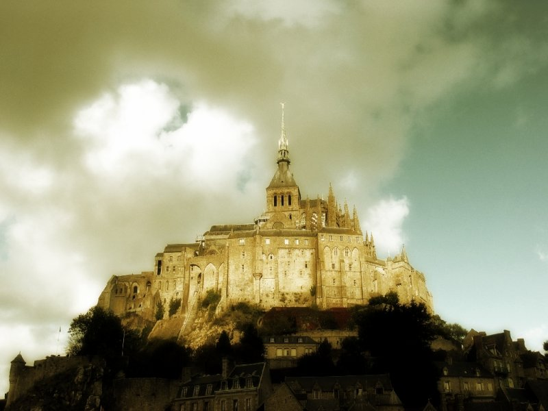 Bretagne - Mont St Michel