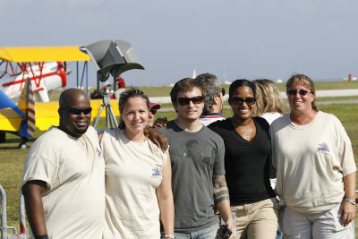 AirFest Media Hosts