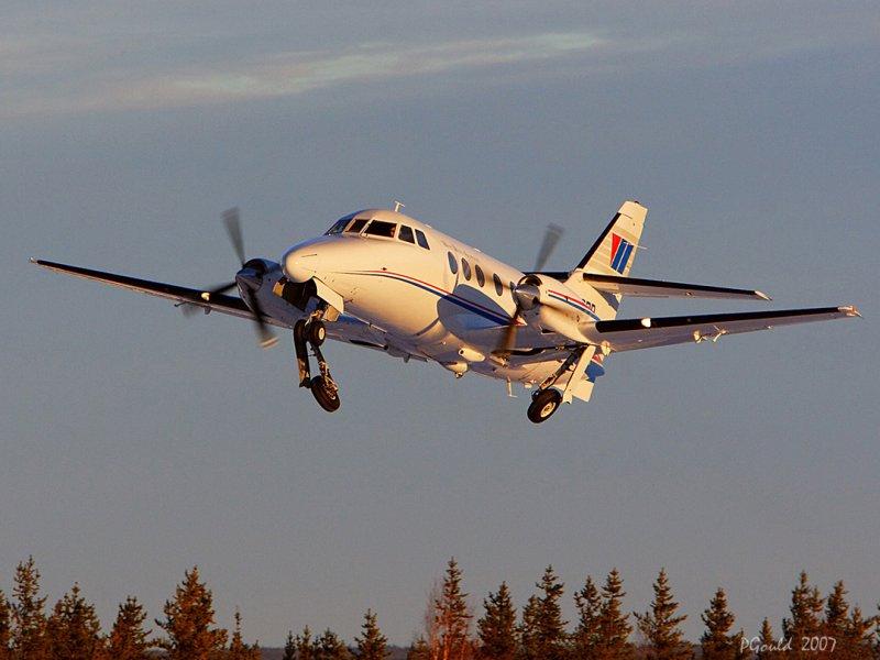 BAe-31 C-FCPD