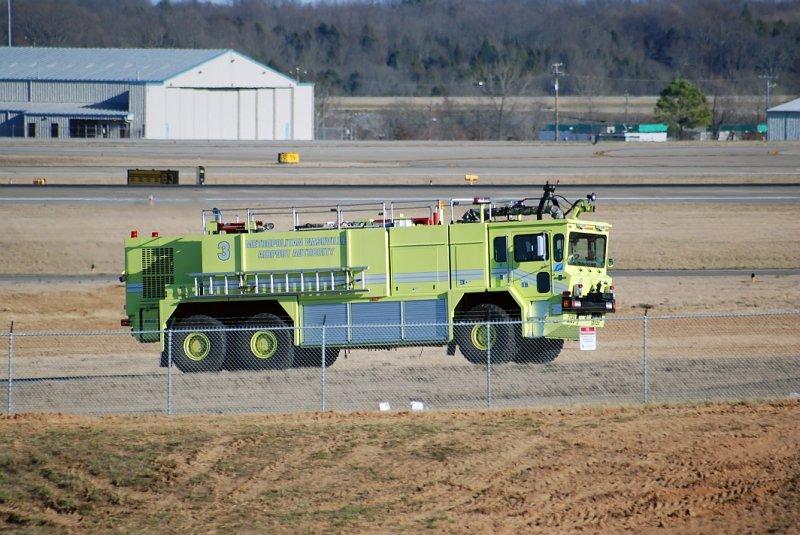 Nashville International Airport Firetruck Unit #3