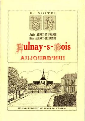 E. Soitel 1980 - Aulnay Sous Bois aujourdhui