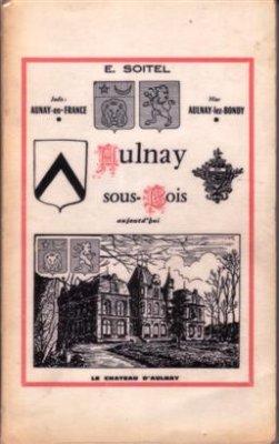 E. Soitel 1969 - Aulnay Sous Bois aujourdhui
