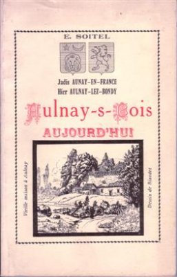 E. Soitel 1974 - Aulnay Sous Bois aujourdhui