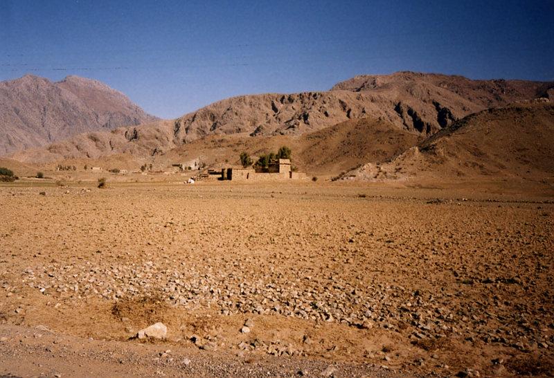 Fort near Nawa Pass-FATA