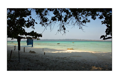 Vinnies' beachfront
