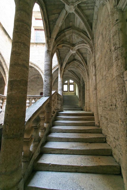 Vacances dans le Languedoc - Le village de Pezenas