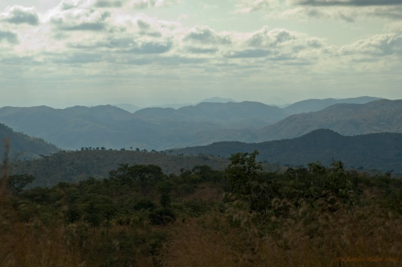 Makuti Mountains