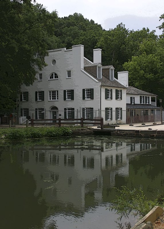 C & O Canal: Great Falls Tavern