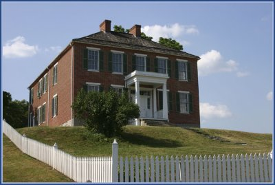 Pry House Field Medical Museum