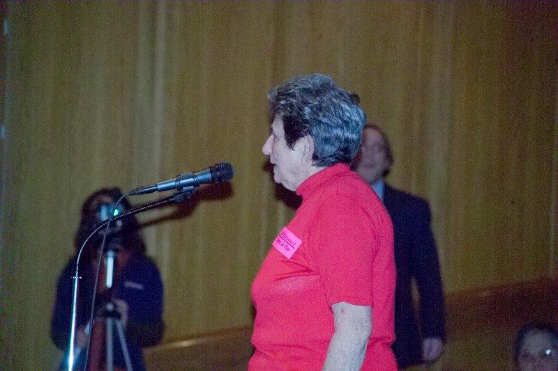 Former Dallas Mayor 1976 Adeline Harrison