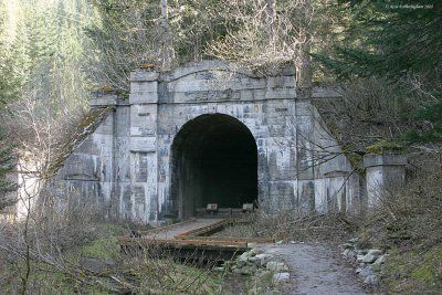 The Old West Portal