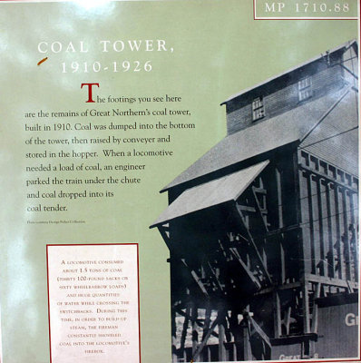 Coal Tower Then