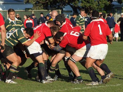 The Esoteric Nature of Rugby