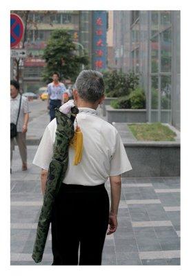 Walk With Sword