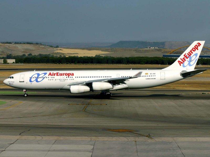 A-340-200 EC-JGU