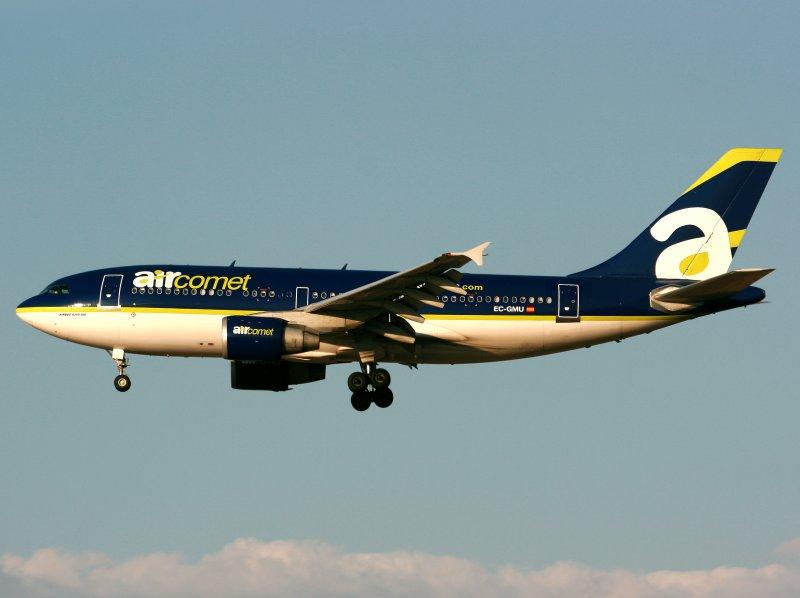 A310-300 EC-GMU