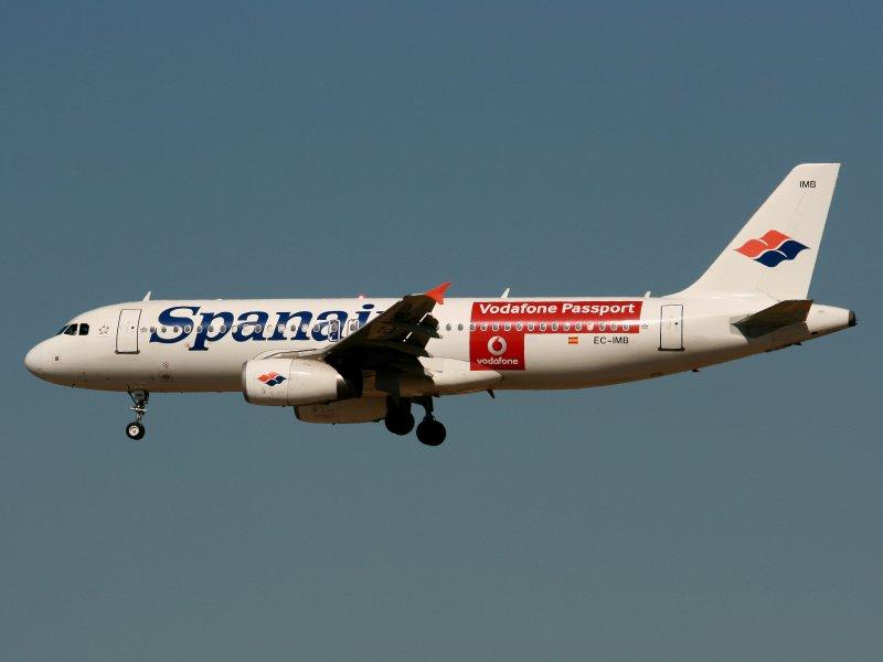 A320 EC-IMB